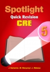 Spotlight Quick Revision C.R.E 5