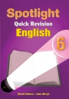 Spotlight Quick Revision English 6