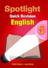 Spotlight Quick Revision English 5