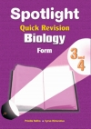 Spotlight Quick Revision Biology Form 3 & 4