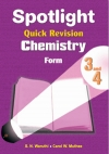 Spotlight Quick Revision Chemistry Form 3 & 4