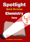 Spotlight Quick Revision Chemistry Form 1 & 2