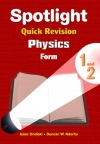 Spotlight Quick Revision Physics Form 1 & 2