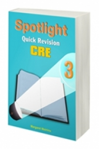 Spotlight Quick Revision C.R.E 3