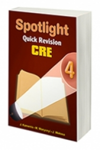 Spotlight Quick Revision C.R.E 4