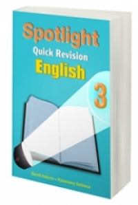 Spotlight Quick Revision English 3