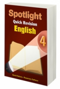 Spotlight Quick Revision English 4