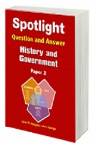 Spotlight Question and answer History and Government Paper 2